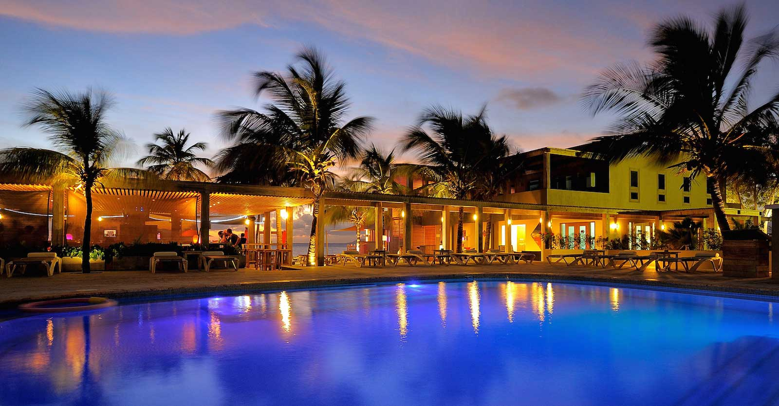 Enjoy The Caribbean Atmoshere At Eden Beach Resort Bonaire