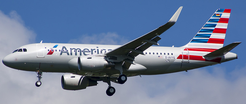 American Airlines Bonaire